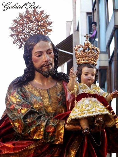Procesión de San José Artesano.