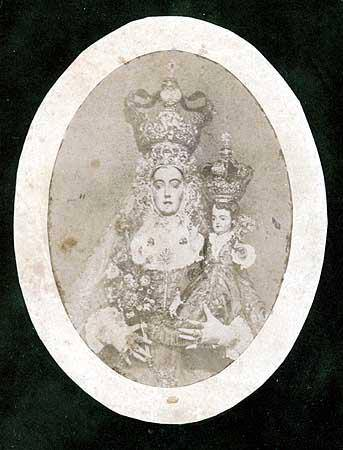 Virgen Araceli