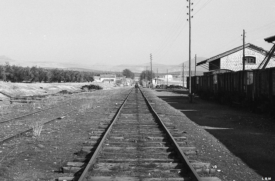 Estación de Lucena 1975