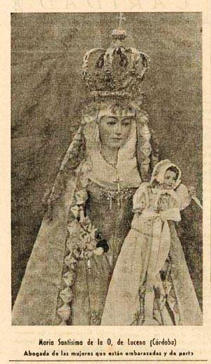 Virgen de la O.