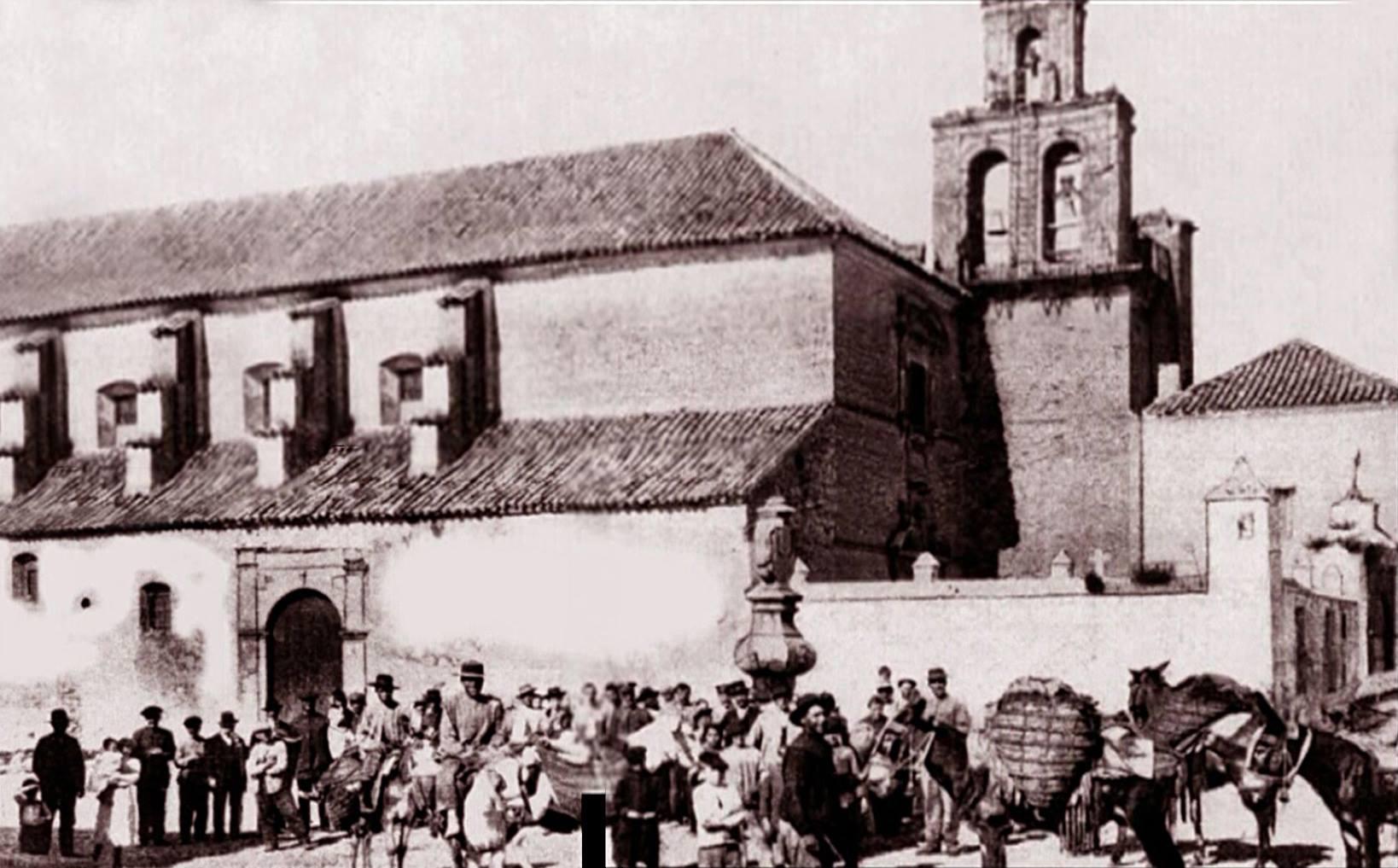 Convento de los Frailes Franciscanos