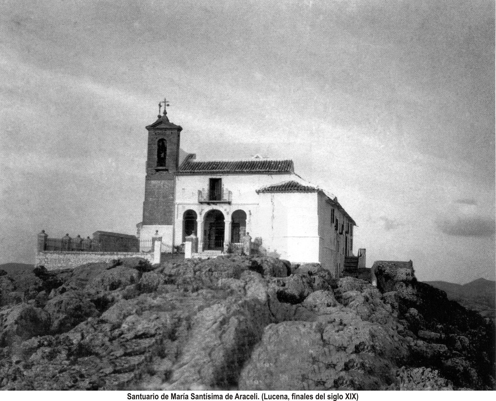 Santuario. Finales del s. XIX