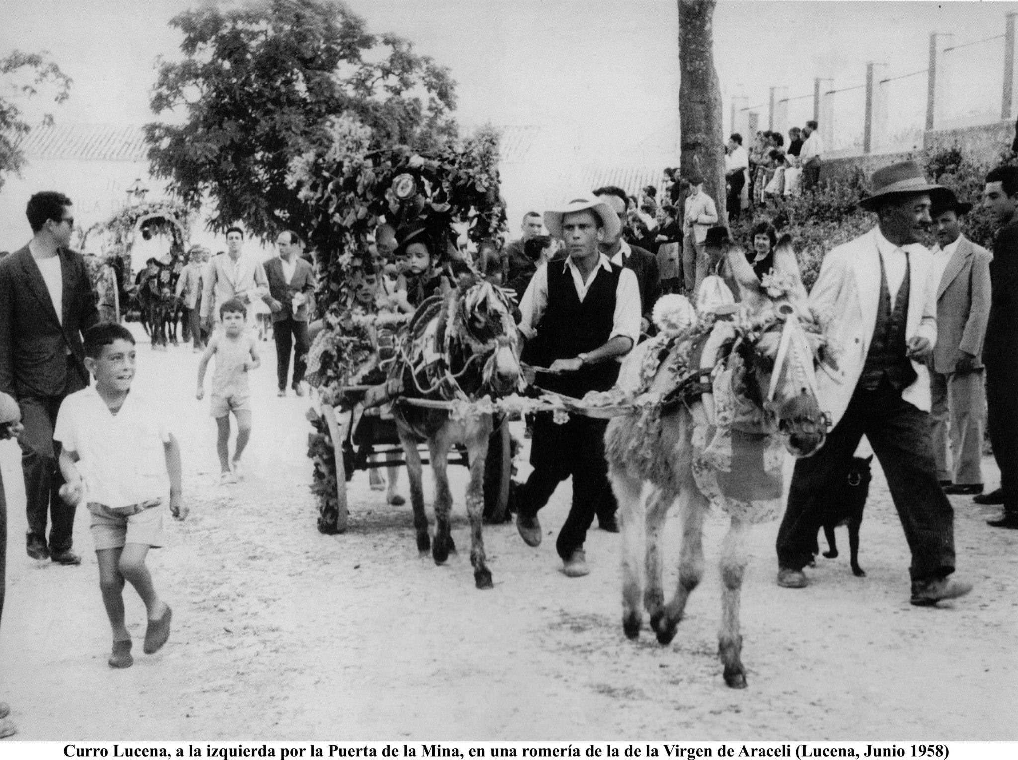 Romería 1958