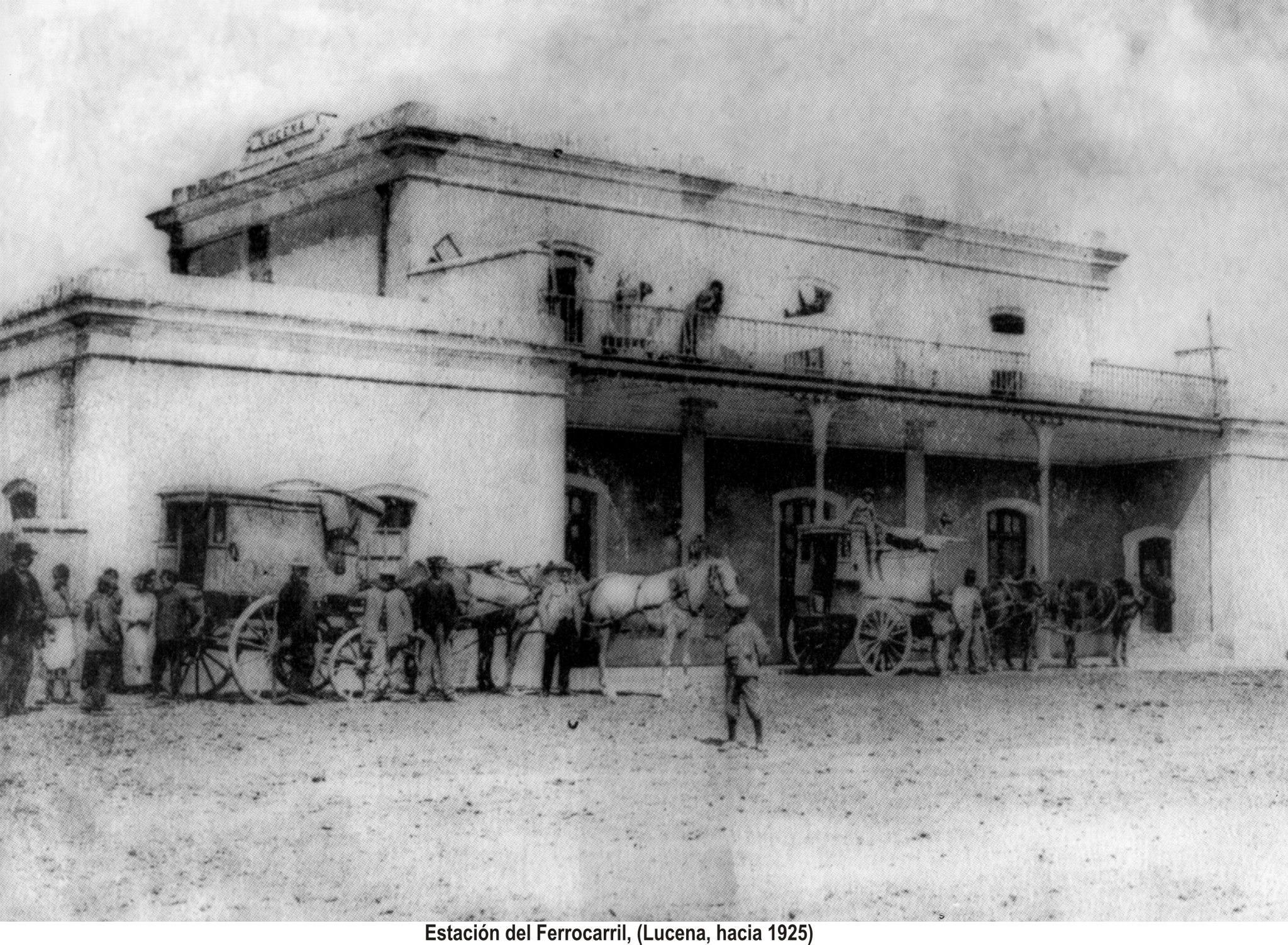 Estación 1925