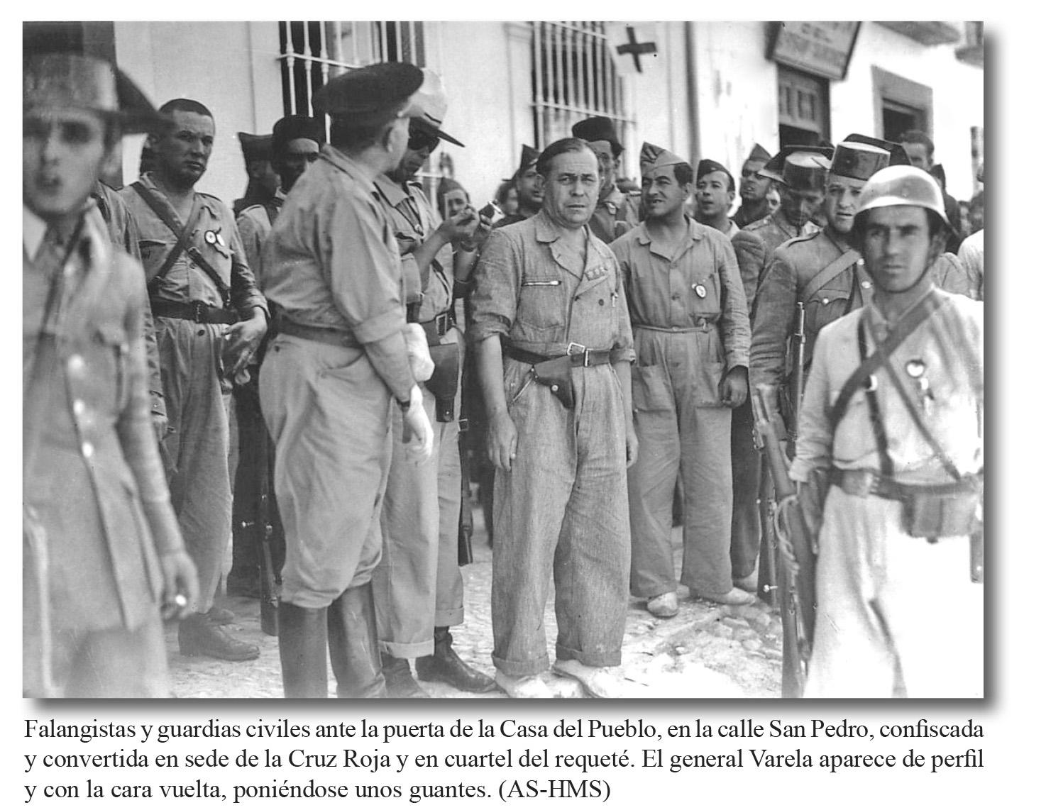 c/ San Pedro. Casa del Pueblo (Cruz Roja)