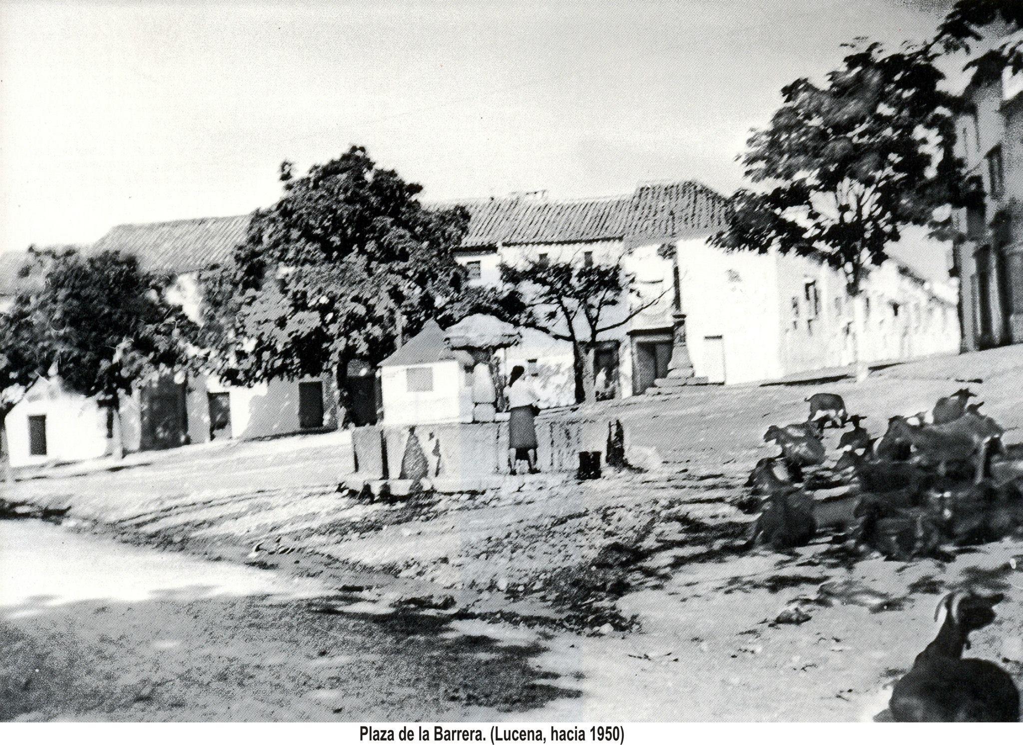 La Barrera 1950