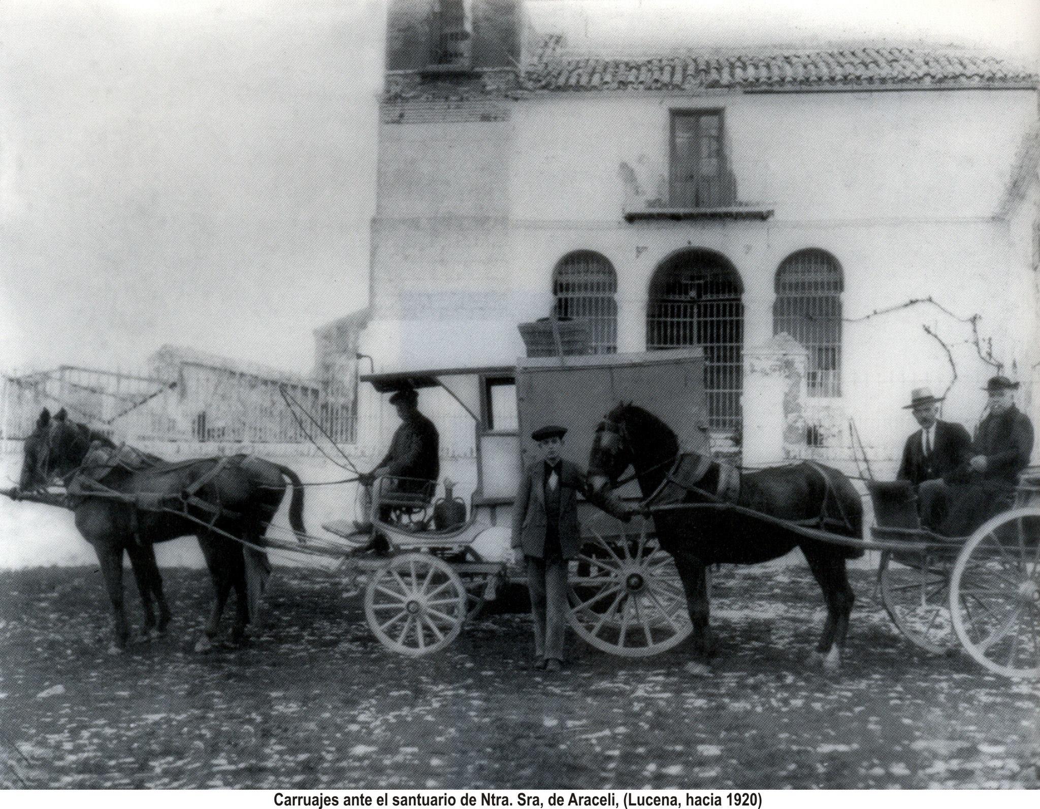 Santuario 1920