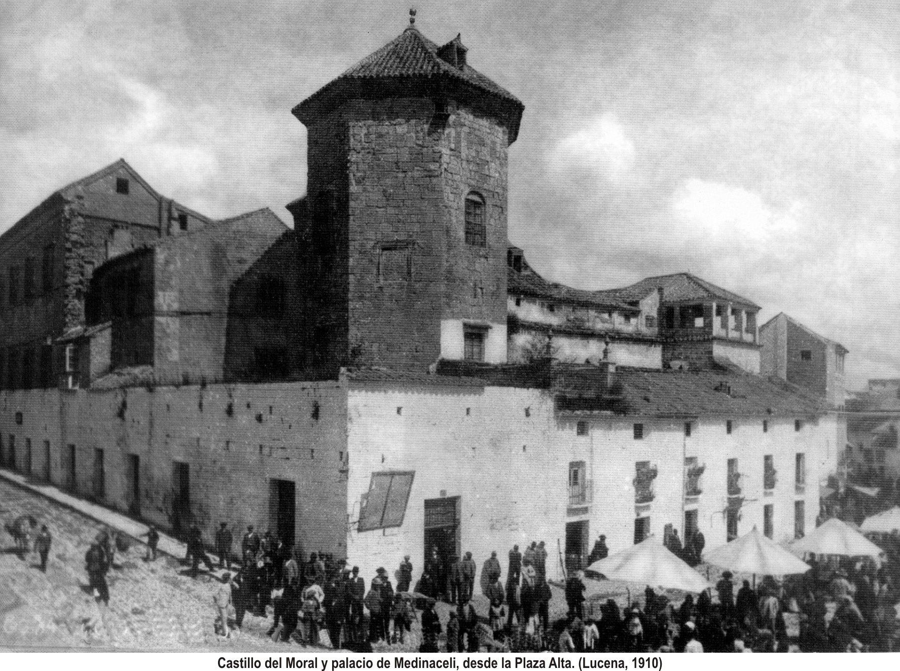 Castillo del Moral 1910
