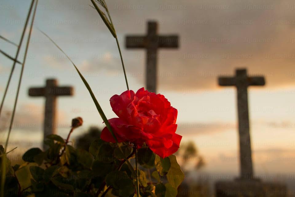 Las Cruces de Mayo… Santuario.