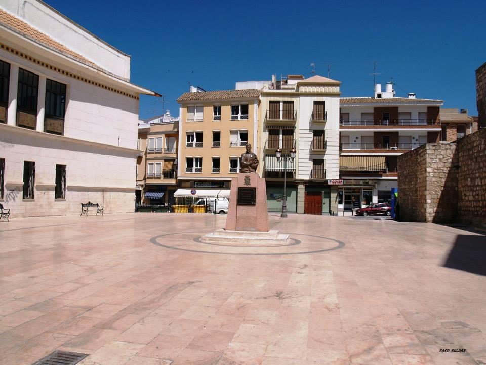 Plaza de Archidona
