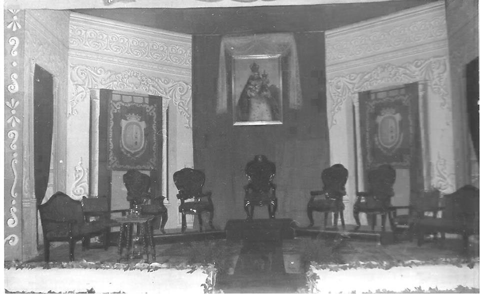 Teatro Principal en el año 1958
