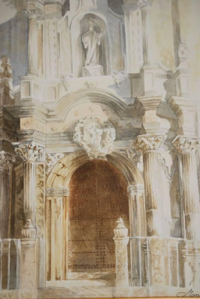 Portada Iglesia de San Juan de Dios