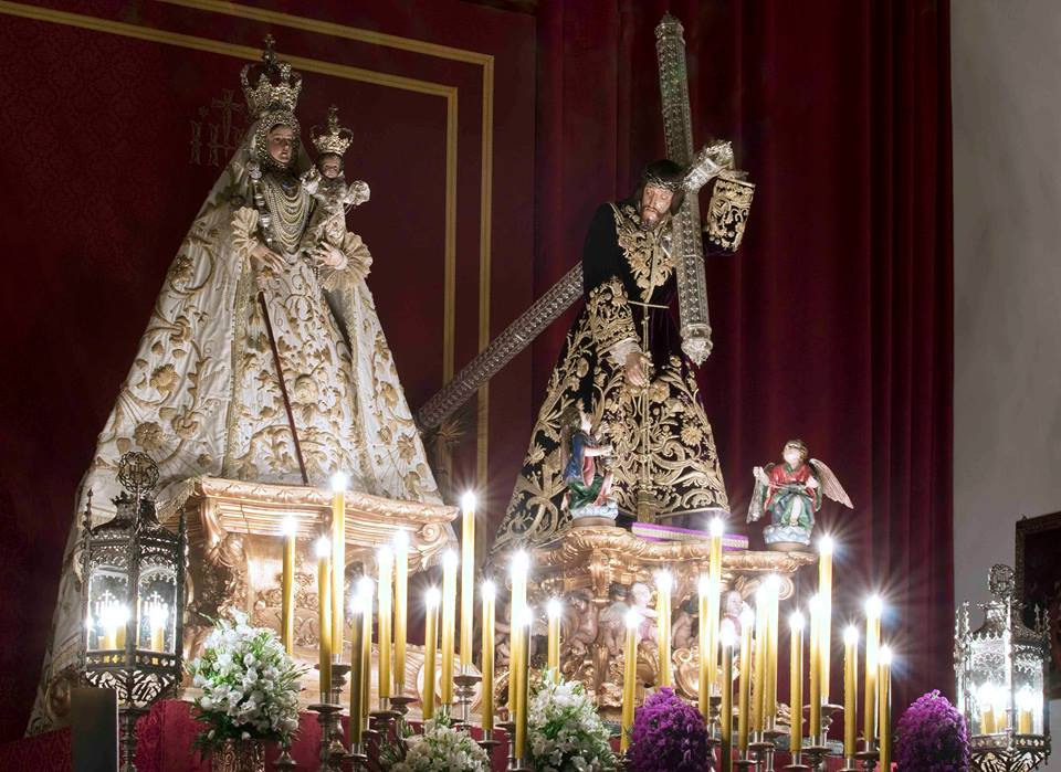 Viegen Araceli + Jesús Nazareno