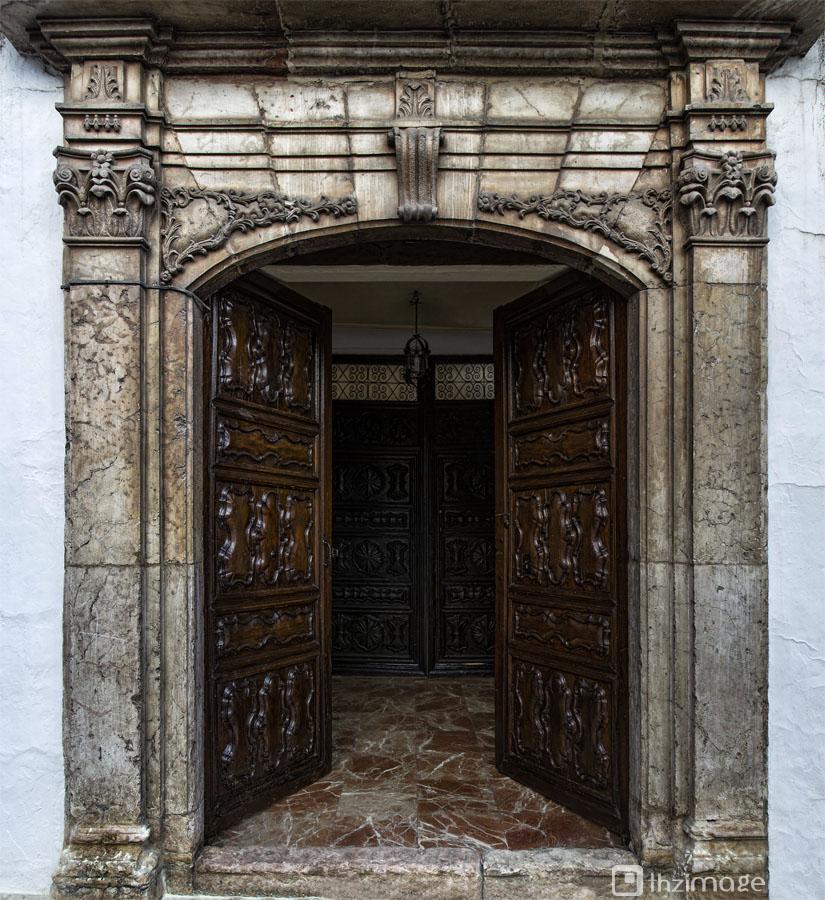Casa de D. Martín Fernández de Bruselas en c/ San Pedro